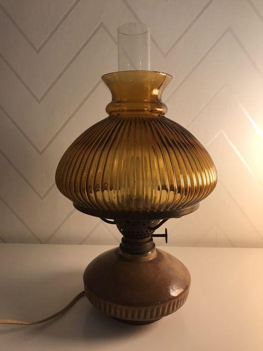 Lampa stołowa retro vintage sprawna Białystok - image 1