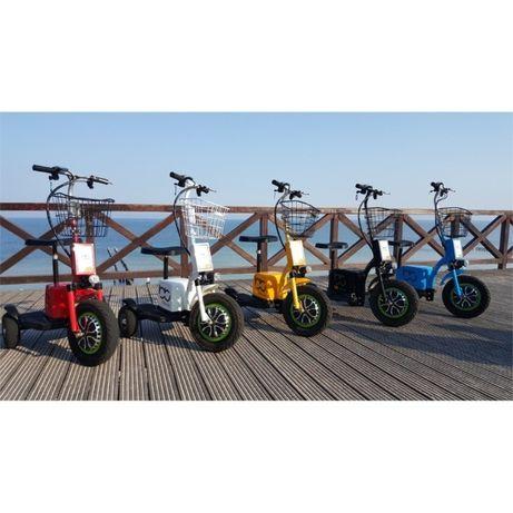 Skuter elektryczny trójkołowy Bili Bike 500