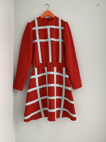 Платье украинского бренда Lana Ballary