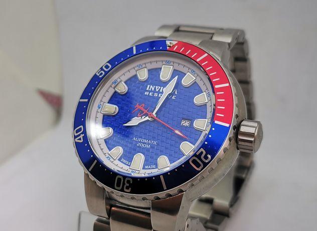 Nowy zegarek Invicta Pro Diver 52mm SWISS MADE 22999 SELLITA SW200 FV