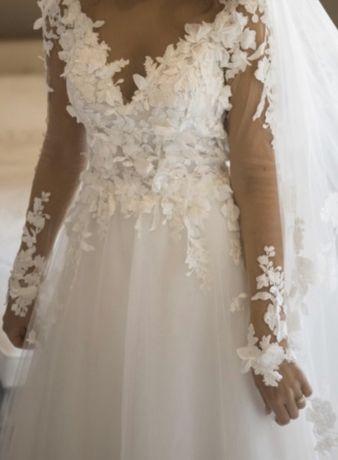 Suknia ślubna VP, Viola Piekut M