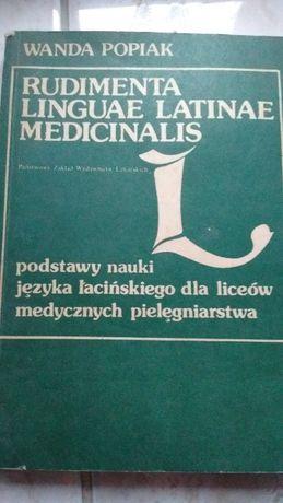 Rudimenta Linguae Latinae Język Łaciński Wanda Popiak Klasa I i II