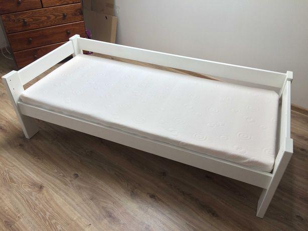 Łóżko dziecięce 80x160 z materacem