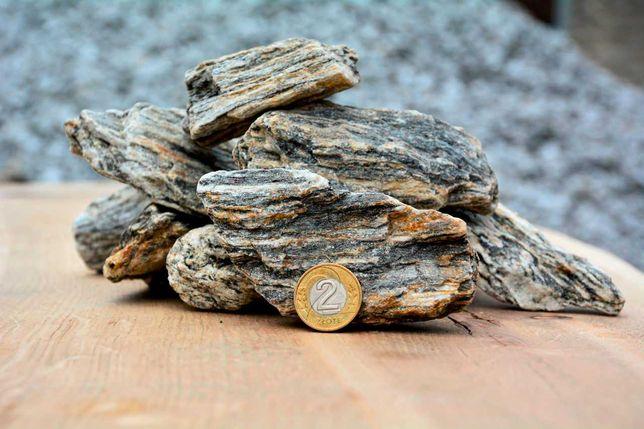 Kora kamienna 32-63mm, gnejs pasiasty, kamień ogrodowy, dekoracyjny