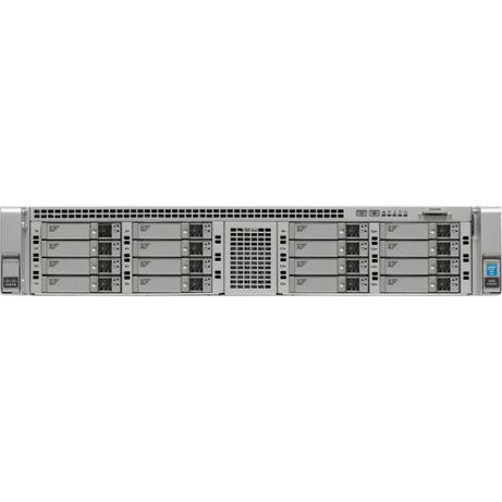 Cisco C240 M4S/ 2x E5-2680V4/ 256Gb ECC/ 12Gb SAS/2x 650W