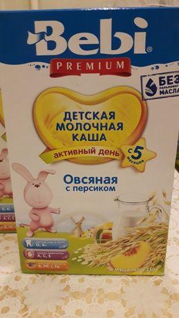 Детское питание, детская каша Bebi