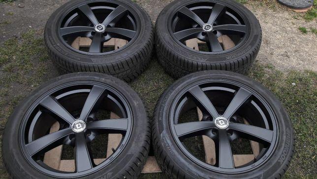 Koła zimowe 18 cali 5x115 + opony zimowe 235/45 Opel Chevrolet i inne