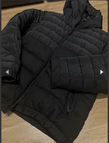 Куртка Zara Пуховик Zara
