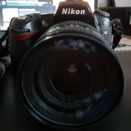 Nikon D90 plus gratisy