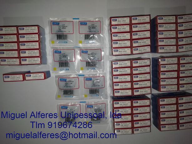 ROLAMENTOS 6200/6000/6001/607/627/628/629/6202/RNA4902