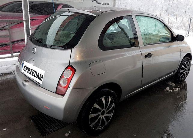 Nissan Micra 1.5 DCI 2003r sprzedam zamienie okazja
