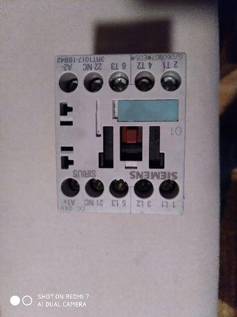 stycznik siemens sirius 3RT1017-1BB42 24VDC