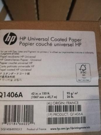 papel plotter HP Q1406A