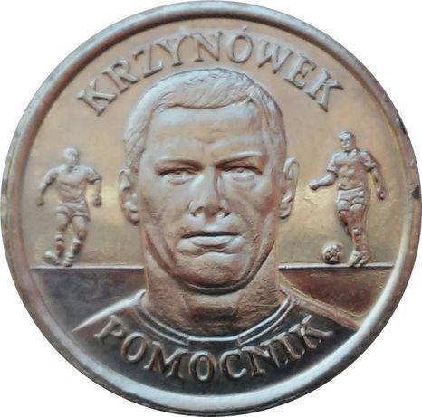 moneta -PZPN Krzynówek