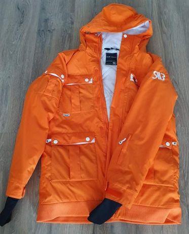 Sabotage Kurtka i spodnie męskie snowboardowe narciarskie