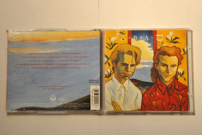 The Rembrandts Untitled CD