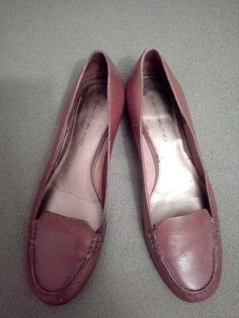 buty damskie skorzane r. 39