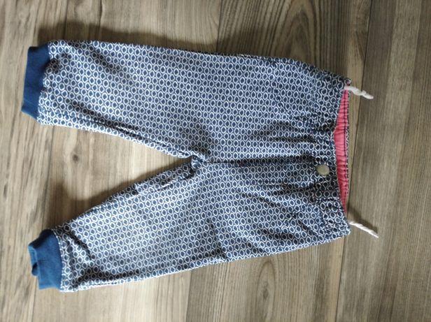 Spodnie dla dziewczynki.80