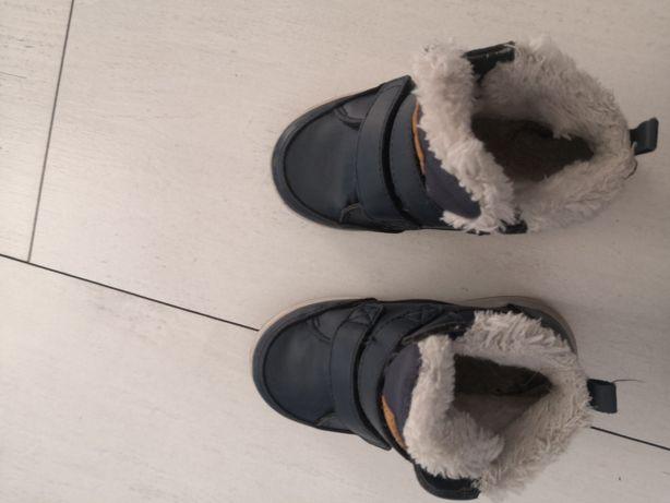 Buty zimowe h&m rozmiar 24