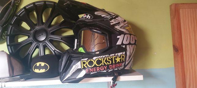Vendo ou troco capacete airoh