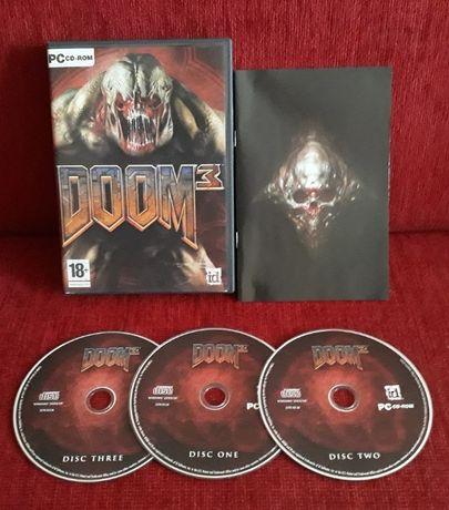 Doom 3 - premierowe wydanie ANG PC
