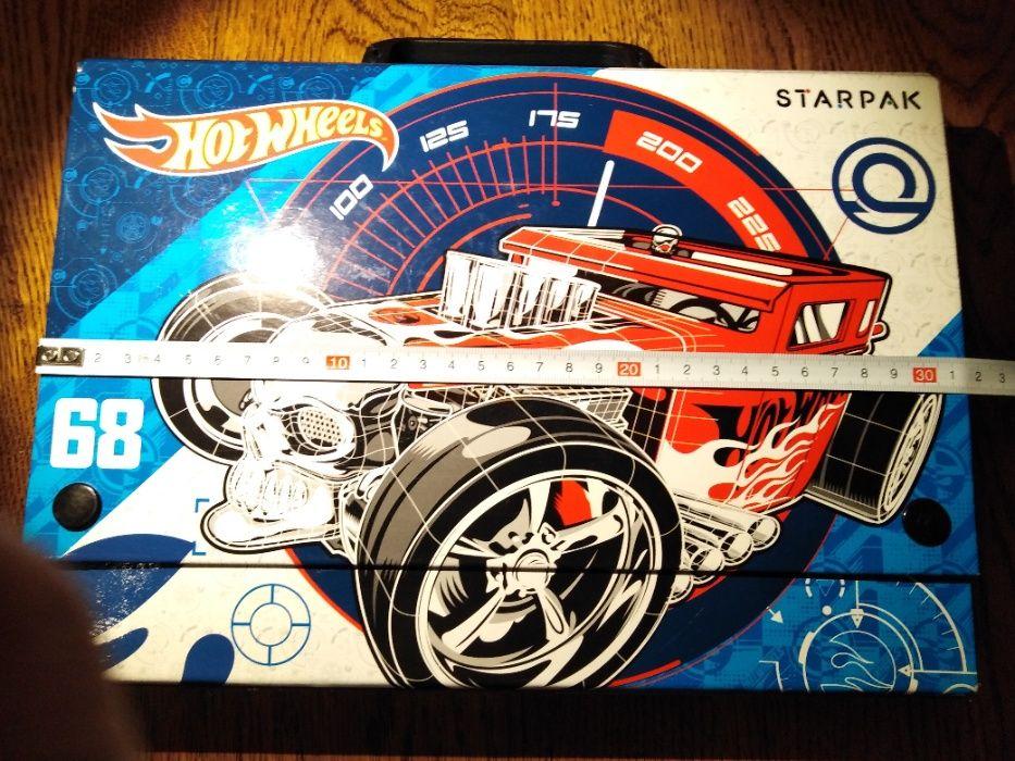 walizka z hotwheels Drużyna - image 1