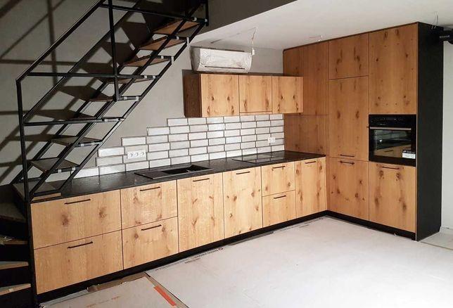 Meble na wymiar: kuchenne, sypialnie, łazienki, szafy, biurowe i inne