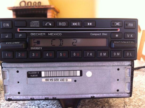 Radio Becker Mexico cd 0876 Mercedes, bmw,Porsche