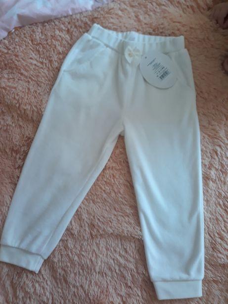 Новые Велюровые штаны спортивные