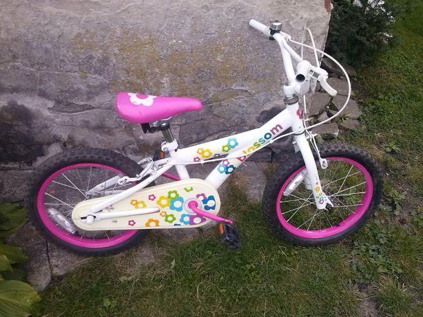Rowerek Dziewczecy kpla 16
