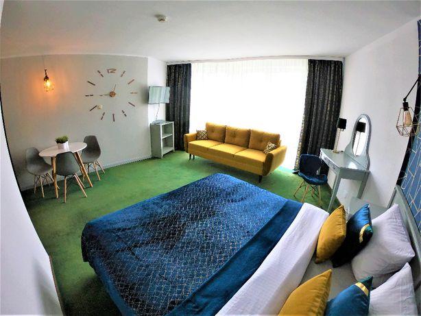 Apartament nad morzem- Kołobrzeg, Hotel, SPA, plaża 350 m.