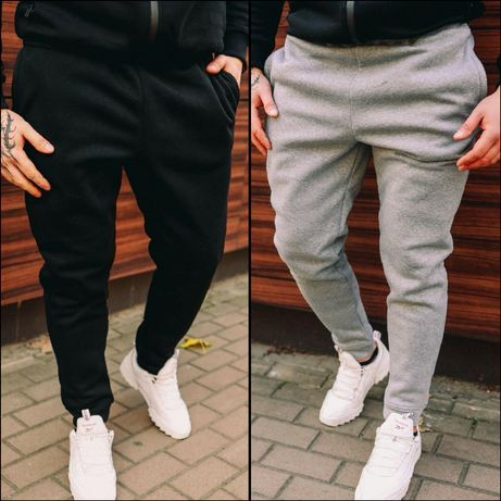 Теплые мужские штаны. На флисе! Брюки спортивные. ТОП-качество.