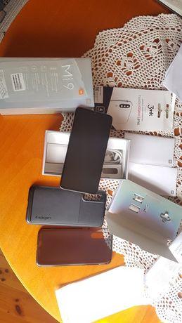 Xiaomi Mi9 6/128GB MI 9 Polska dystrybucja, jak nowy,idealny Gwarancja