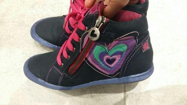 Nowe buty,sneakersy dziewczynka roz 35 Agatha RuizDeLaPrada