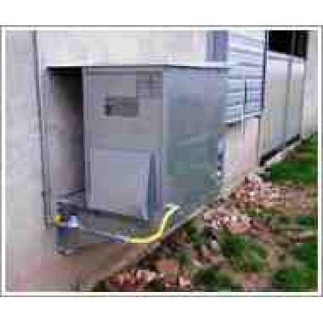 Gerador de ar quente a gas natural ( GPL) MASTER CF-75