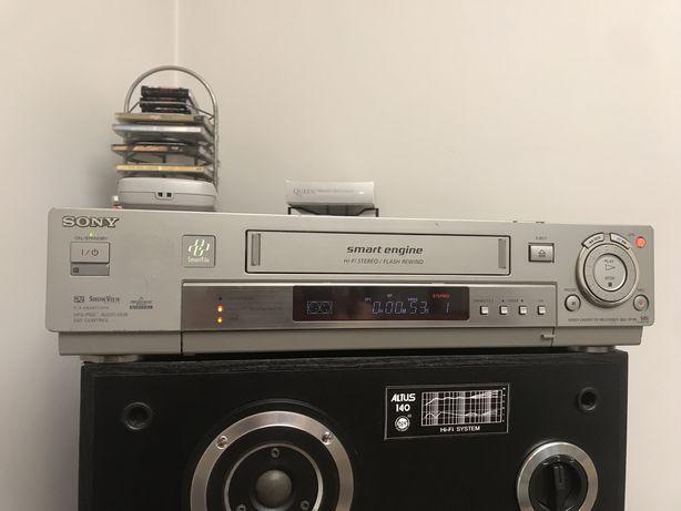 Magnetowid VHS sony slv-sf90 TOP MODEL PILOT