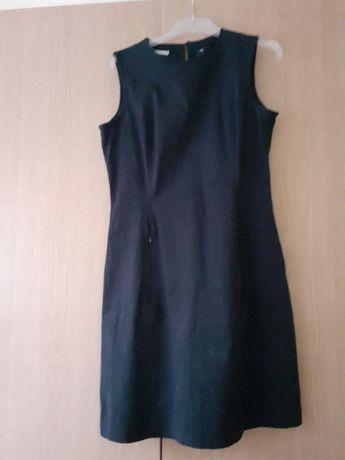 Stefanel czarna Sukienka
