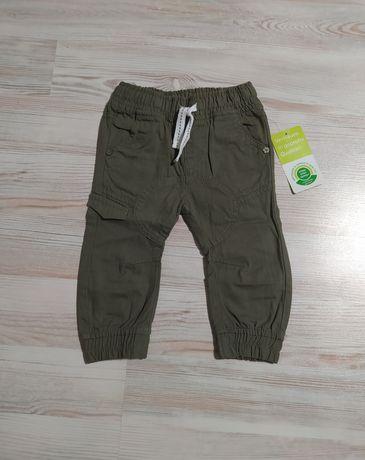 Детские джинсы штаны брюки на ребенка 74-80 Topomini(Topolino)