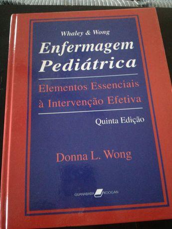 Livro técnico de enfermagem e pediátrica