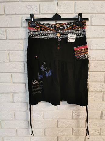 Nowa spódnica desigual 34 XS