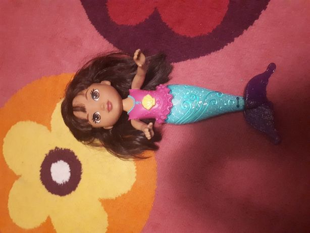 Lalka syrenka Dora