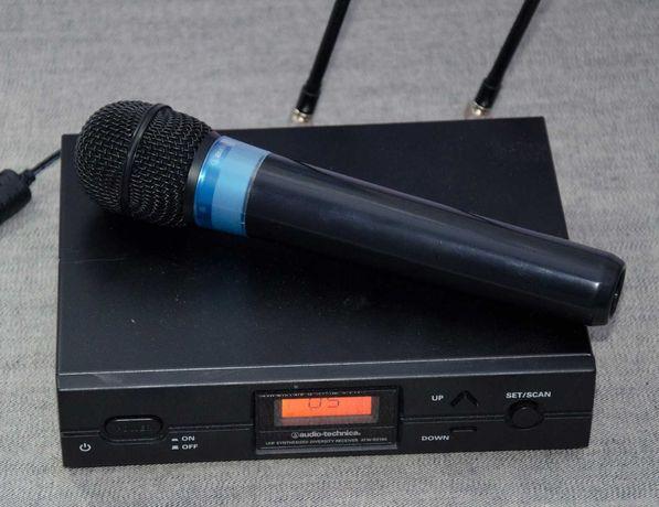 Радіосистема Audio Technica ATW-2120B 2000 Series з ручним мікрофоном