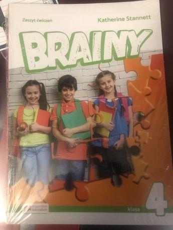 Zeszyt cwiczen Brainy 4