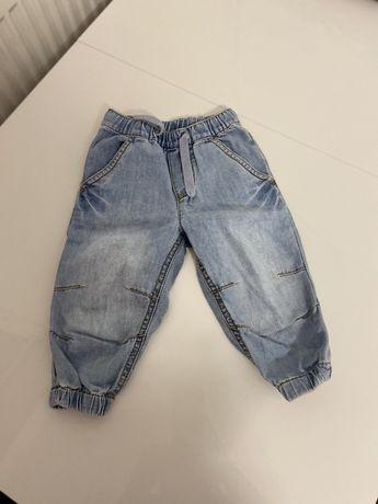 Spodnie Qubus 80 rozmiar