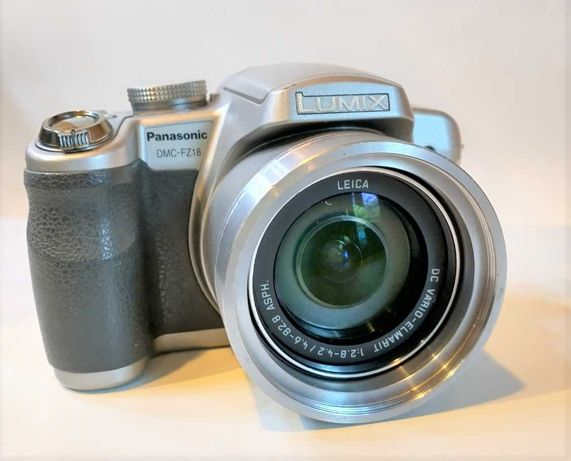 Aparat kompaktowy Panasonic DMC-FZ18