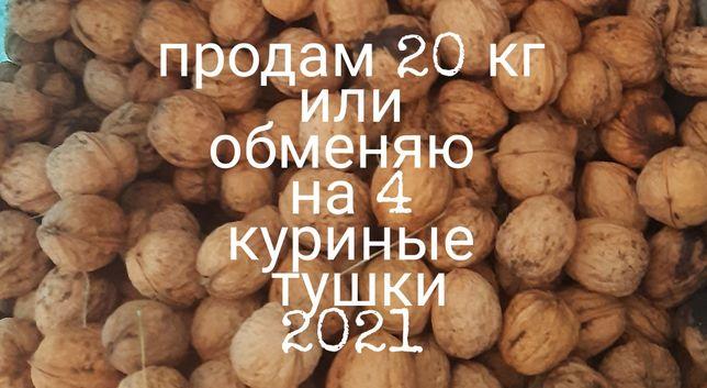 Грецкий орех 20 кг