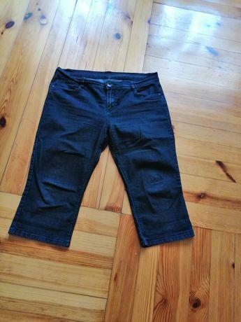 Marks&Spencer spodenki jeansowe rybaczki 44/46