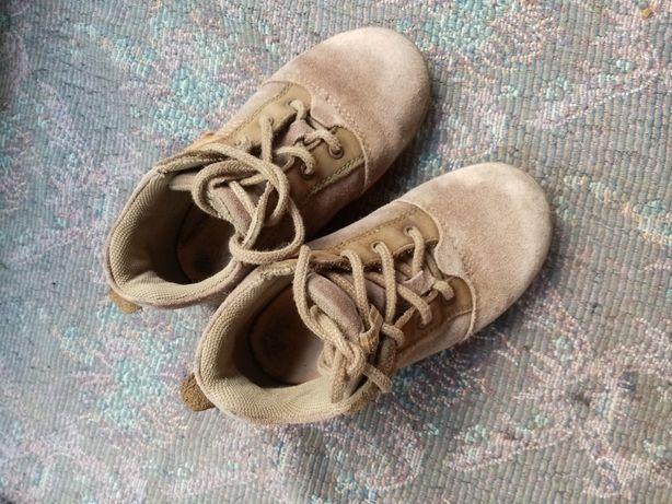 Ботинки кожа удобные