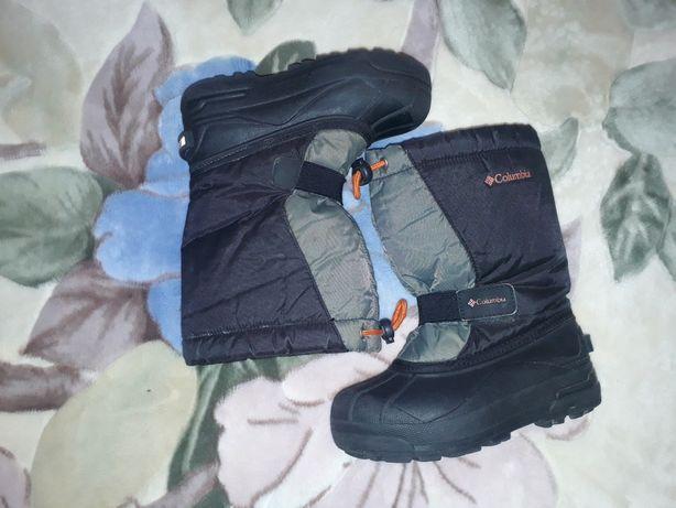 Зимние сапоги,ботинки фирменные,р.33