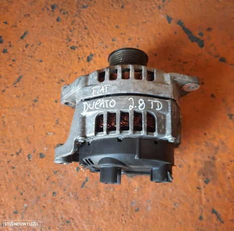 Alternador Fiat Ducato / Peugeot Boxer / Citroen Jumper 2.8 TD Sofim